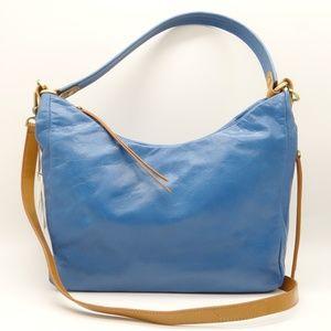 NWT HOBO Delilah Leather Convertible Crossbody Bag